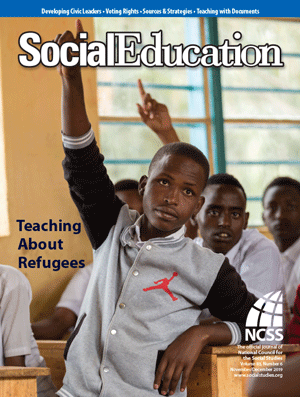 Social Education November/December 2019 Cover