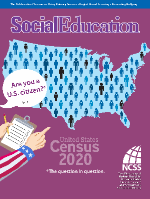 "The upcoming U.S. census of 2020 is the subject of a controversy about whether the ""short forms"" that are sent to all households should include a question about the citizenship status of respondents."