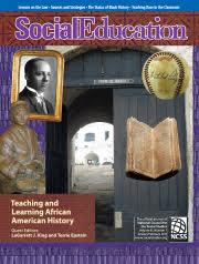 Cover January/February 2017 Social Education